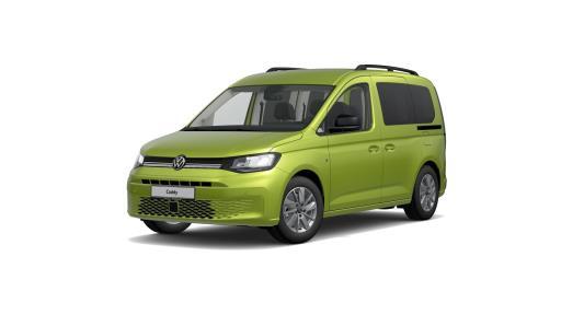 VOLKSWAGEN Akční Caddy Life 1,5 TSI 84 kW