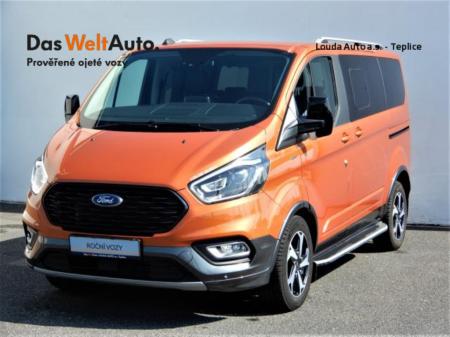 Ford Tourneo Custom  2,0 EcoBlue / 136 kW  ACTIVE